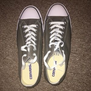 Unisex Converse (Charcoal)
